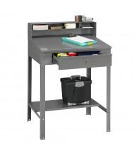 Tennsco Open Foreman's Desk Workbench