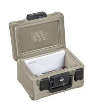 FireKing SureSeal 1/2-Hour Fire Rated Waterproof 0.15 cu. ft. Key Lock Data Safe