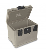 FireKing SS106 SureSeal 1/2-Hour Fire Rated Waterproof 0.6 cu. ft. Key Lock Data Safe