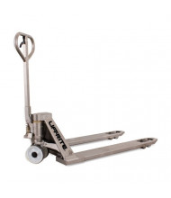 "Lift-Rite Stainless 4400 lb Load Pallet Truck 27"" W x 48"""
