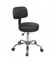 Office Star Work Smart Pneumatic Vinyl Drafting Chair