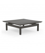 "Mayline Sterling STCT 48"" W Square Coffee Table (Shown in Grey)"