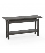 "Mayline Sterling STST 58"" W Sofa Table (Shown in Grey)"