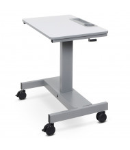 Crank Mobile Sit-Stand Student Desk
