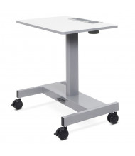 Luxor Pneumatic Sit-Stand Student Desk