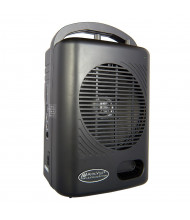 Amplivox Dual Audio Portable PA System