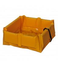 "Eagle Folding Quik-Deploy 6"" H SpillNest Spill Containment Trays (2 ft. x 2 ft.)"