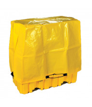 Eagle Tarp Covers for Pallets, Dollies, IBC Units (2-drum pallet cover)