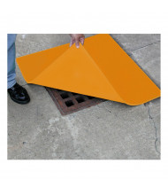 Eagle StormNest Drain Covers (example of application)