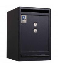 Protex TC-03K Heavy-Duty Dual Key Drop Box (Shown in Black)