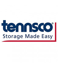 Tennsco Recessed Locker Outside Corner Cap