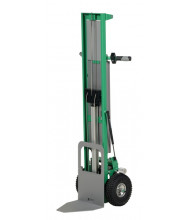 Vestil TILL-43 Powered 165 lb Load Portable Lifting Hand Truck