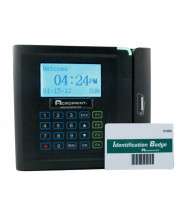 Acroprint TQ600BC Barcode Badge Terminal Only