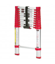Vestil Aluminum Telescopic Ladders (Shown in Red)