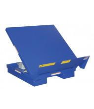"Vestil UNI-P-5448-4 Portable Uni-Tilt 4000 lb Load 54"" X 48"""