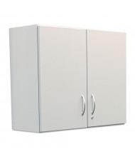 "Alera BR181GY 36"" W x 14"" D Plus Hospitality Wall Cabinet, Grey"