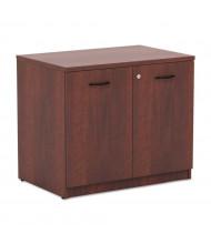 Alera VA613622MC Valencia Storage Cabinet, Medium Cherry
