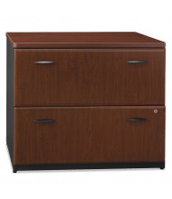 """Bush WC94454ASU Series A 2-Drawer 35.75"""" Wide Lateral File Cabinet"""