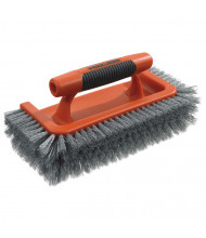 "Black & Decker 10"" L All-Around Brush, Orange/Grey, Pack of 3"