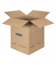 """Bankers Box 18"""" x 18"""" x 24"""" SmoothMove Basic Moving & Storage Boxes, Pack of 15"""