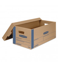 "Bankers Box 21"" x 17"" x 17"" SmoothMove Classic Moving & Storage Boxes, Pack of 5"