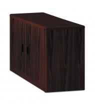 "HON 107291NN 2-Door 36"" W Locking Storage Cabinet, Mahogany"