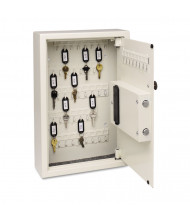 SteelMaster 48 Key Electronic Lock Key Safe 20101