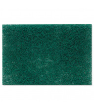 "Scotch-Brite PROFESSIONAL 9"" L x 6"" W Heavy-Duty Scour Pad, Green, Pack of 36"