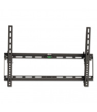 """Tripp Lite Tilt Wall Mount For TVs And Monitors 32"""" To 70"""", Black"""