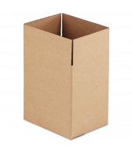 "General Supply 11"" x 8"" x 12"" Corrugated Shipping Boxes, Brown, Pack of 25"
