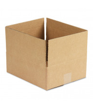 "General Supply 12"" x 10"" x 4"" Corrugated Shipping Boxes, Brown, Pack of 25"