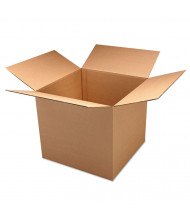 """General Supply 12"""" x 12"""" x 12"""" Corrugated Double Wall Shipping Boxes, Brown, Pack of 15"""