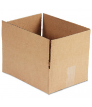 "General Supply 12"" x 9"" x 4"" Corrugated Shipping Boxes, Brown, Pack of 25"