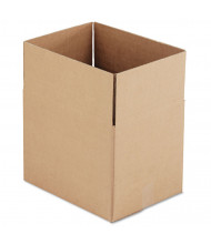 """General Supply 16"""" x 12"""" x 12"""" Corrugated Shipping Boxes, Brown, Pack of 25"""