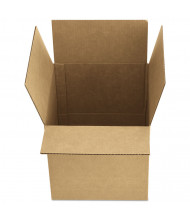 "General Supply 17"" x 11"" x 12"" Corrugated Multi-Depth Shipping Boxes, Brown, Pack of 25"