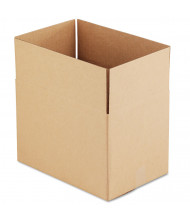 """General Supply 18"""" x 12"""" x 12"""" Corrugated Shipping Boxes, Brown, Pack of 25"""