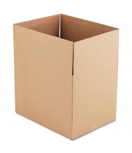 """General Supply 24"""" x 18"""" x 18"""" Corrugated Shipping Boxes, Brown, Pack of 10"""