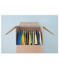 """United Facility Supply 24"""" Hanger Bar For Wardrobe Moving/Storage Box, Pack of 5"""