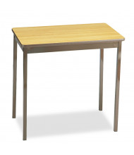 Barricks Utility Table (Shown in Oak)