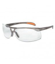 Uvex by Honeywell Protege Safety Glasses, Ultra-dura Anti-Scratch, Sandstone Frame, Clear Lens