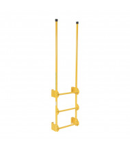 Vestil DKL Walk-Through Dock Ladders (3 ft. Model Shown)