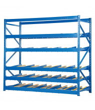 Vestil 5000 lb Load Carton Flow Racks