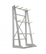 "Vestil 72"" H Floor Mounted Material Rack"