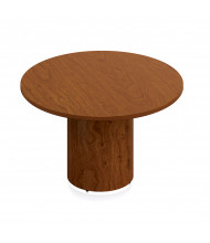"""Offices to Go 48"""" Round Conference Table (Shown in Toffee)"""