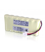 Lathem Rechargeable operations battery for 7000E/7500E
