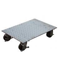 Vestil Aluminum Plate Dolly 1200 lb Load