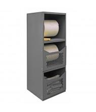 Durham Steel 2-Shelf Spill Control Storage Cabinet