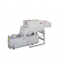 Intimus VZ 14.00 Cross-Cut Industrial Paper Shredder with Baler