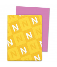 "Neenah Paper 8-1/2"" X 11"", 24lb, 500-Sheets, Outrageous Orchid Colored Printer Paper"