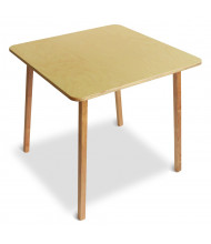 "Whitney Brothers Stand Up 28"" H Preschool Table"